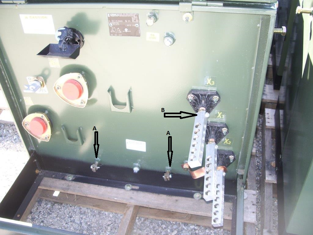 Pole mount and pad mount distribution transformers