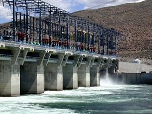Wells Dam