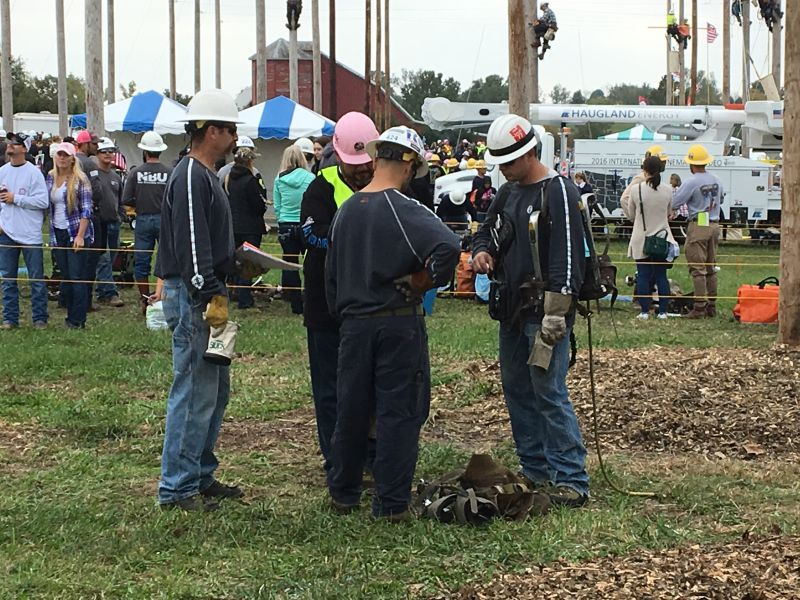 2nd International Lineman Rodeo photo