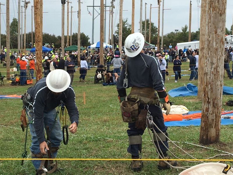 4th International Lineman Rodeo photo