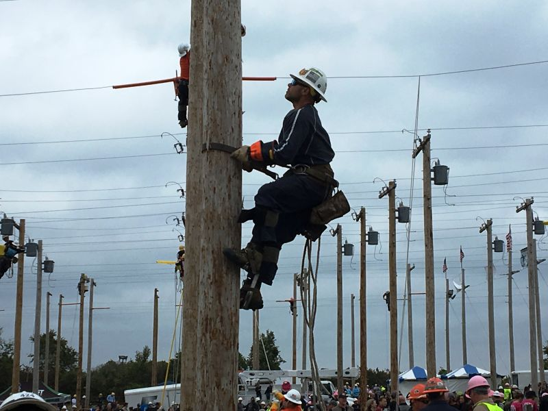 5th International Lineman Rodeo photo