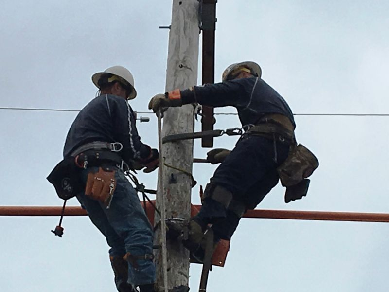 6th International Lineman Rodeo photo