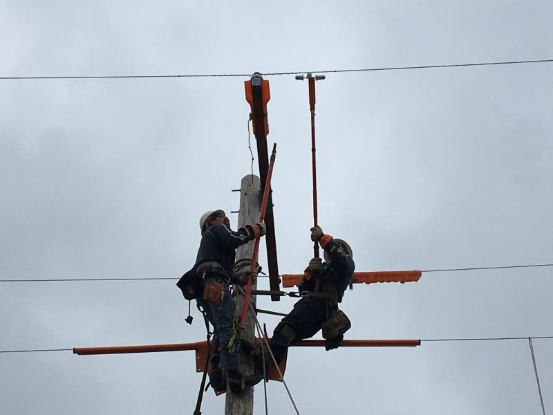 7th International Lineman Rodeo photo